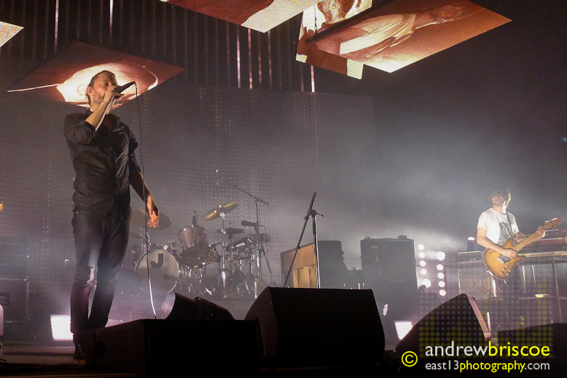 Radiohead @ Rod Laver Arena (Melbourne, 16th November 2012)