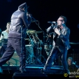 360: JayZ and Bono battle it out on stage (Melbourne, 2010)
