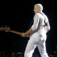360: Adam Clayton, decked out in White (Melbourne, 2010)