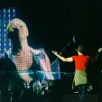 Popmart: Bono and Adam Clayton (Sydney, 1998)