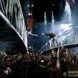 360: The Edge and Bono try to bridge the gap (Melbourne, 2010)