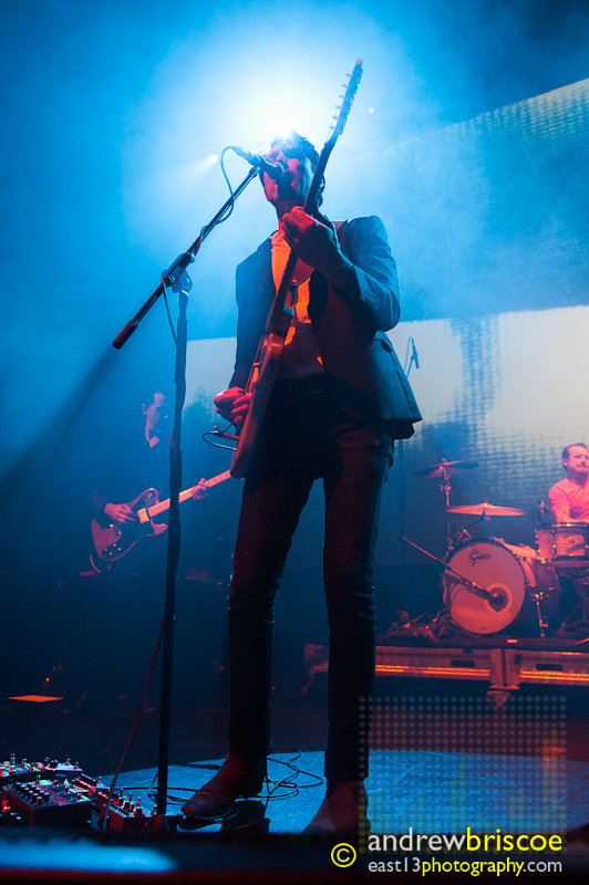 Something For Kate @ The Forum (Melbounre, 18th July 2014)