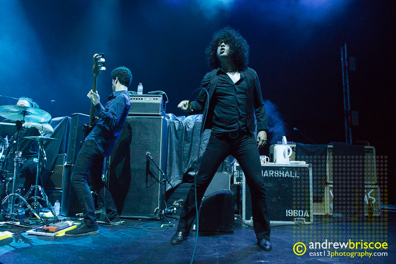 Antemasque @ The Forum (Melbourne, 25th Februyary 2015)