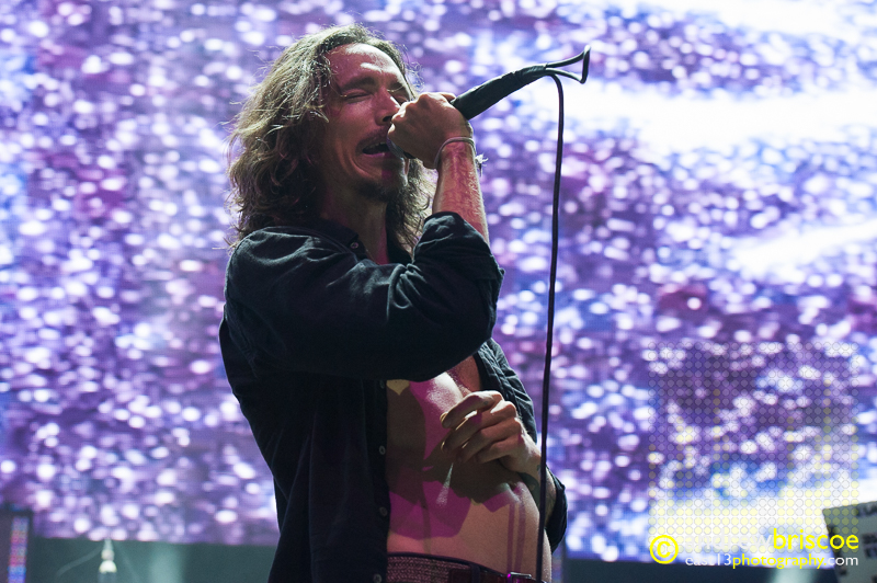 Incubus @ The Forum (Melbourne, 25th February 2015)